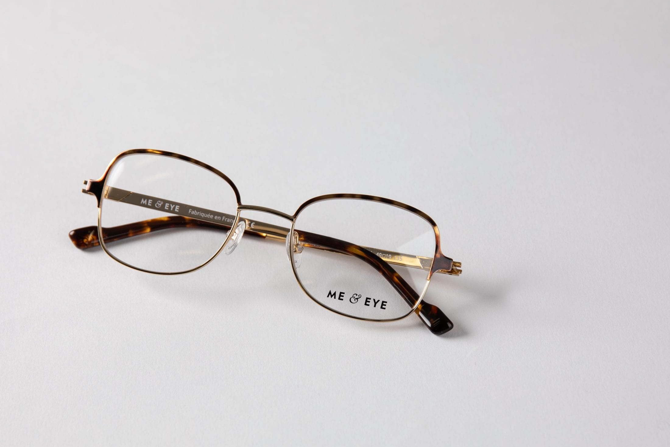 Monture - lunettes Me & Eye collection Rétro et Design 2020 modele femme rectangle adouci chaud